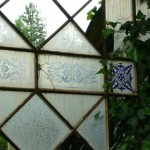Verfallenes Fenster