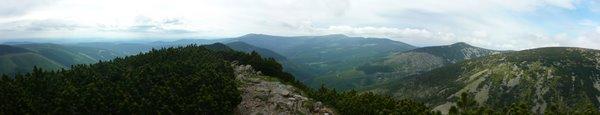 Ziegenrücken im Riesengebirge