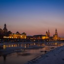 Bildnummer 00096 - Eisschollen auf Elbe