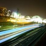 Bildnummer: 00060 - Nightshot (Hauptbahnhof, Dresden)