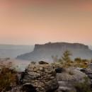 Sonnenaufgang auf dem Pfaffenstein2